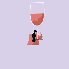 Как правильно хранить открытое вино в холодильнике