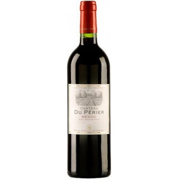 Вино Chateau du Perier, Medoc AOC Cru Bourgeois, 2015, 0.75 л