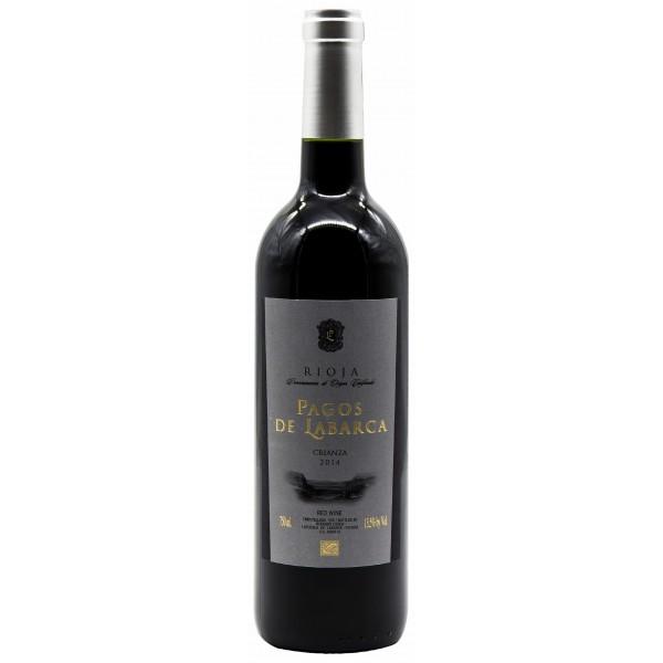 "Вино ""Pagos de Labarca"" Crianza, Rioja DOC, 2017, 0.75 л"