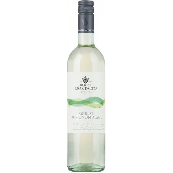 Вино Barone Montalto, Grillo-Sauvignon Blanc, Terre Siciliane IGT, 2018, 0.75 л