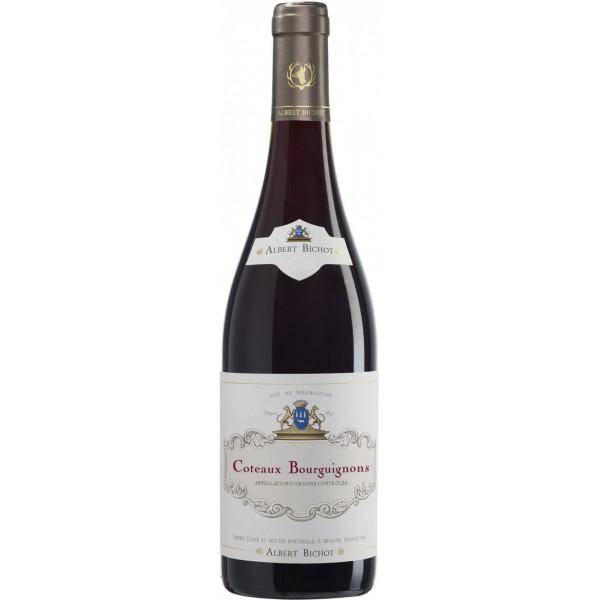 Вино Albert Bichot, Coteaux Bourguignons AOC, 0.75 л (Вино Альберт Бишо, Кото Бургиньон, 750 мл)